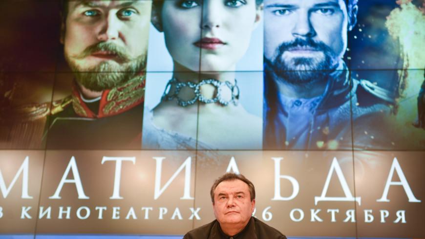 Выход Кшесинской: перед премьерой «Матильды» Мариинку оцепил ОМОН
