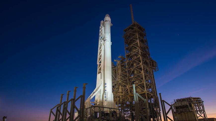 Falcon 9 доставила на орбиту спутник двойного назначения