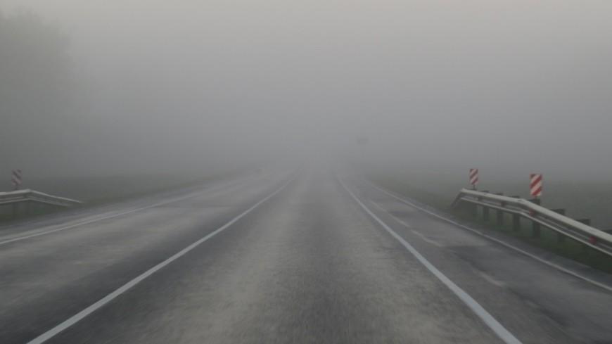 Москву окутает густой туман