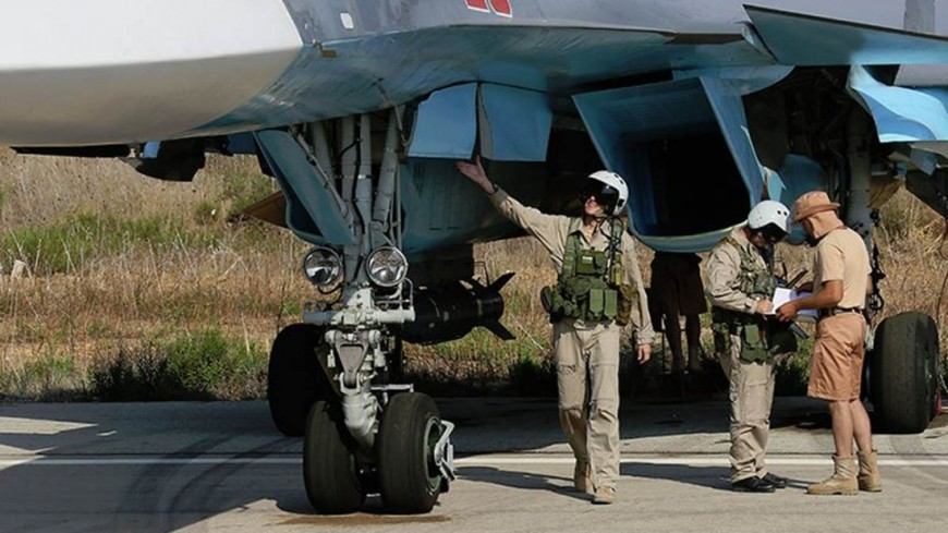 ВКС уничтожили семь главарей ИГ в Сирии