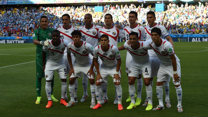 Сборная Коста-Рики по футболу завоевала путевку на ЧМ-2018