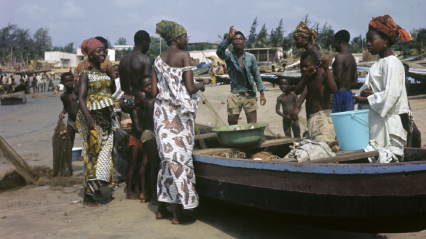 Ученые: Предки африканцев могли иметь светлую кожу