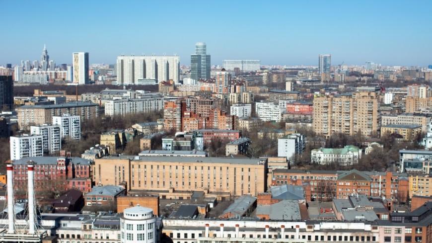 В Москве проверяют воздух в 9 округах из-за запаха сероводорода