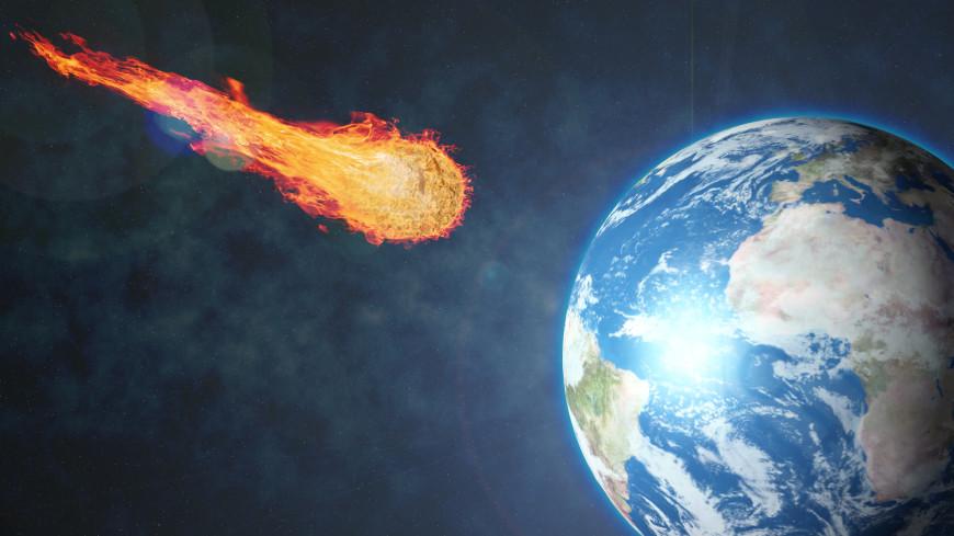 Китай обвинил NASA в сокрытии информации об угрожающем Земле метеорите