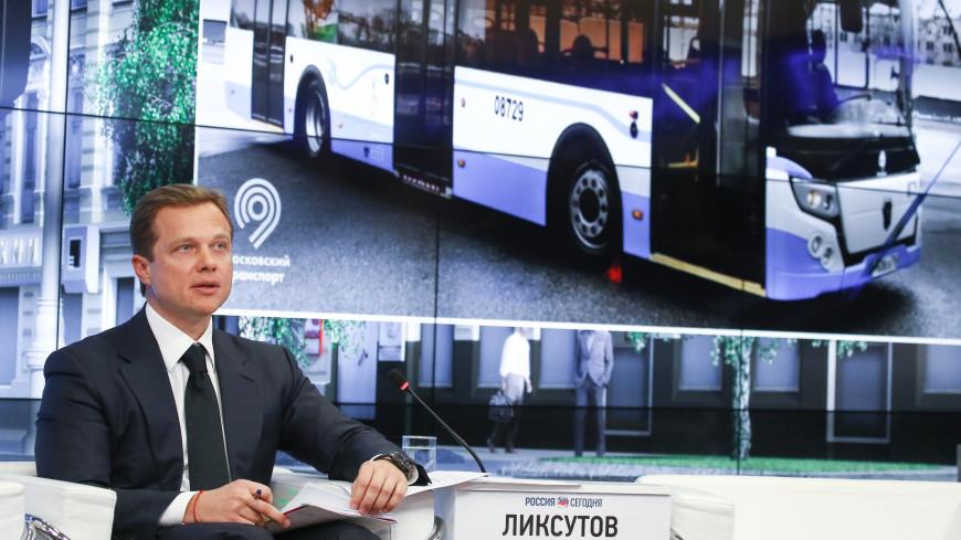 Названы первые маршруты московских электробусов