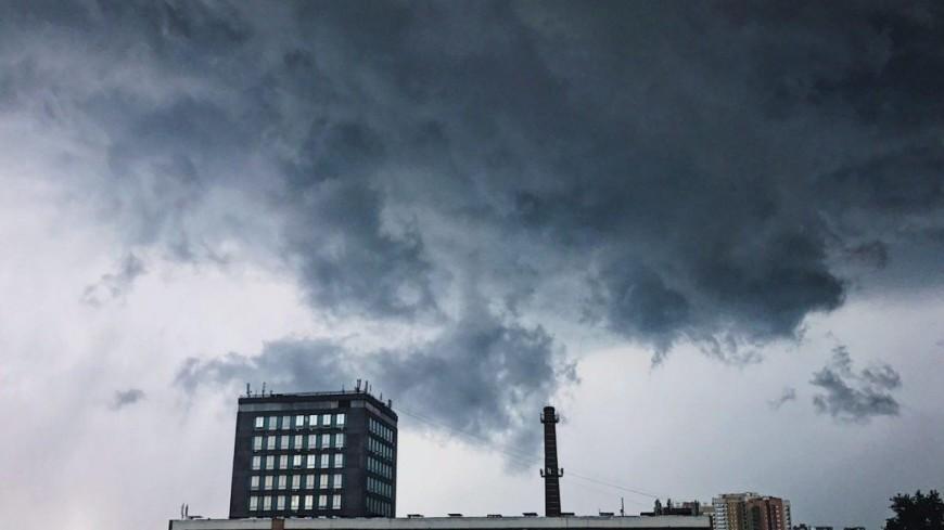 ВГидрометцентре сказали  о«жутком дожде» в столицеРФ  вконце недели