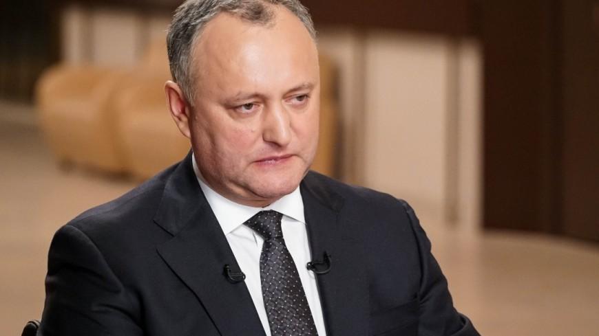 Додон заявил о существенном росте экспорта фруктов и овощей в Россию