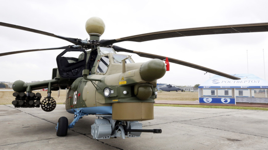 «Вертолеты России» показали улучшенную версию «Ночного охотника»