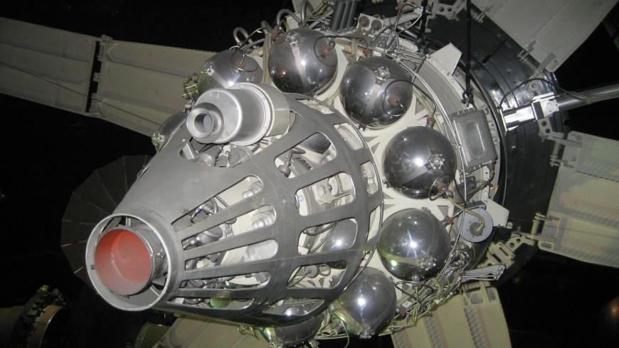 Советский спутник «Молния» сошел с орбиты над Южной Африкой