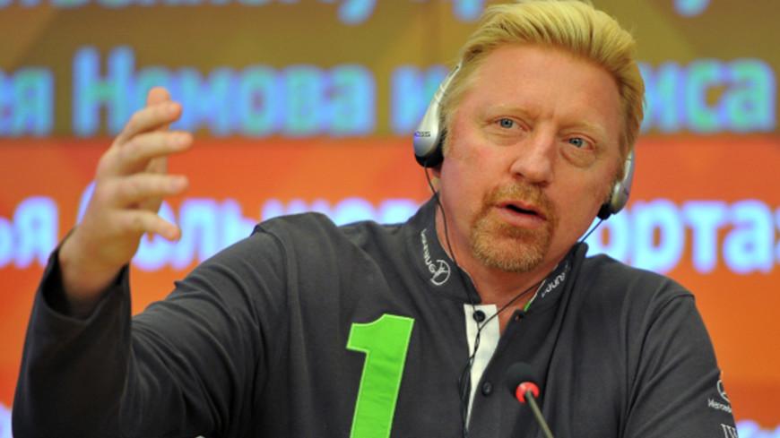 Теннисист Борис Беккер задолжал свыше €60 млн
