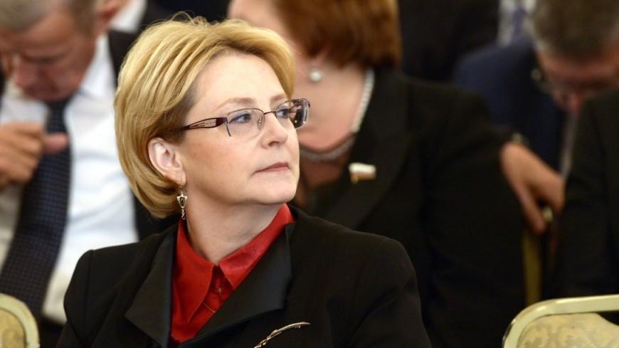 Министр здравоохранения Российской Федерации  назвала любовь кселфи распущенностью