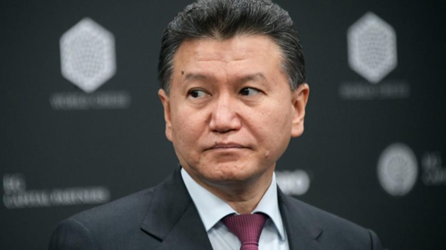 Исполком FIDE передал полномочия Илюмжинова его заместителю