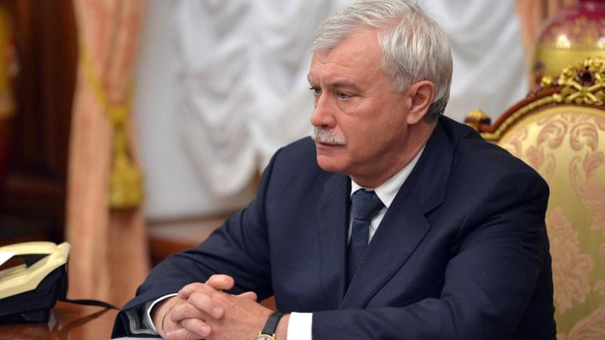 Утро начинается нескофе: Полтавченко заложил памятную капсулу