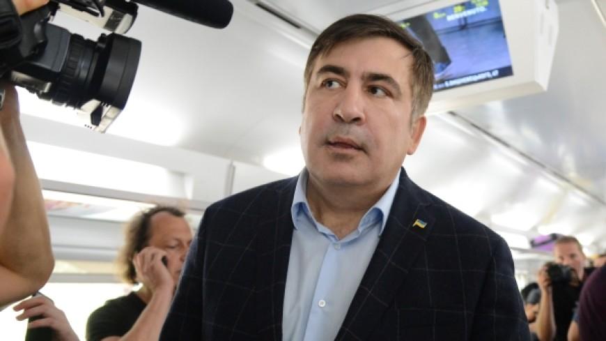 Саакашвили не нашел «украинского государства» в Закарпатье
