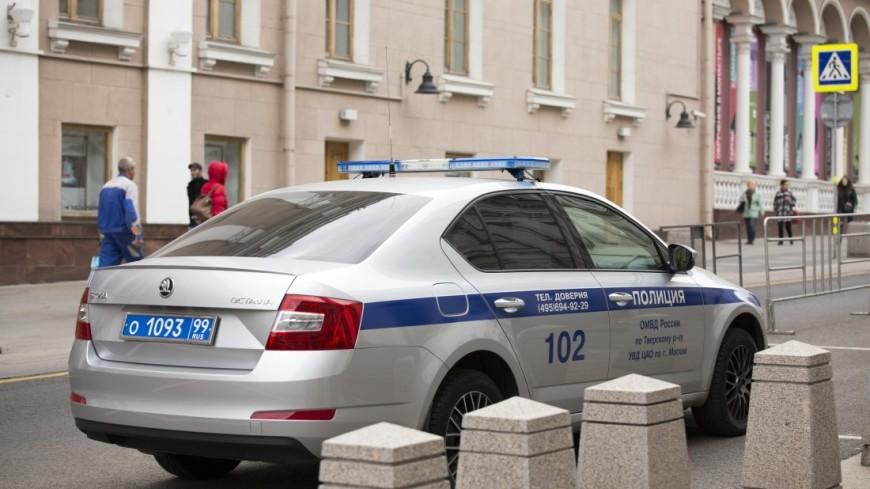 Вооруженные налетчики в Москве похитили у предпринимателей миллион рублей