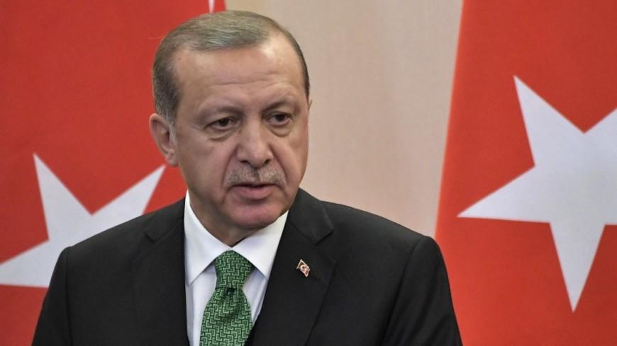 Президент Турции обвинил США волжи