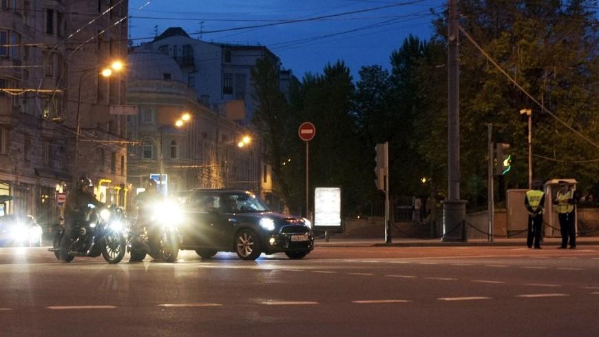 Прошедшая ночь в российской столице была самой холодной сначала осени