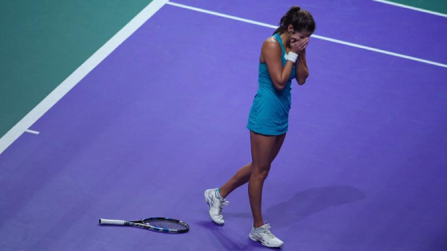 Касаткина уступила в финале Кубка Кремля по теннису
