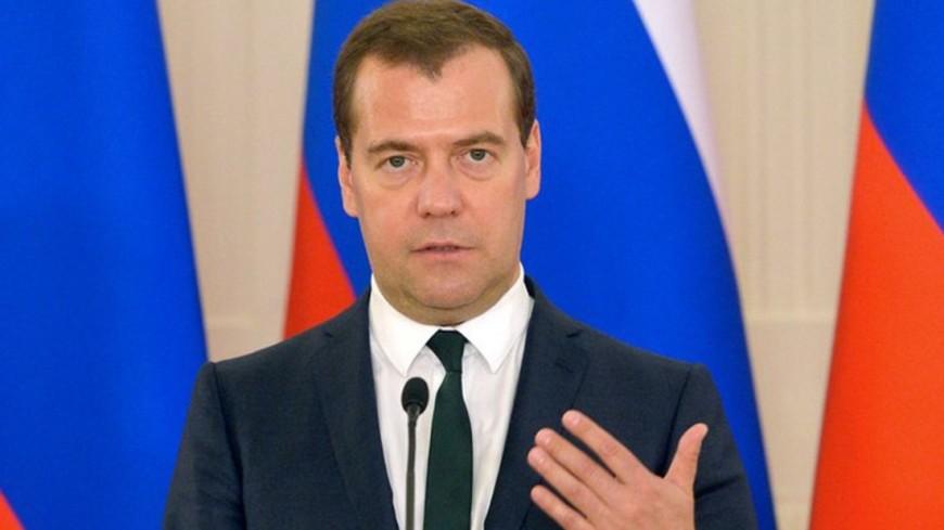 Русская  экономика вошла вфазу роста— Медведев