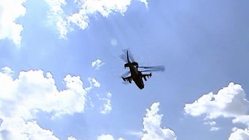 ВЯпонии срадаров пропал военный вертолет