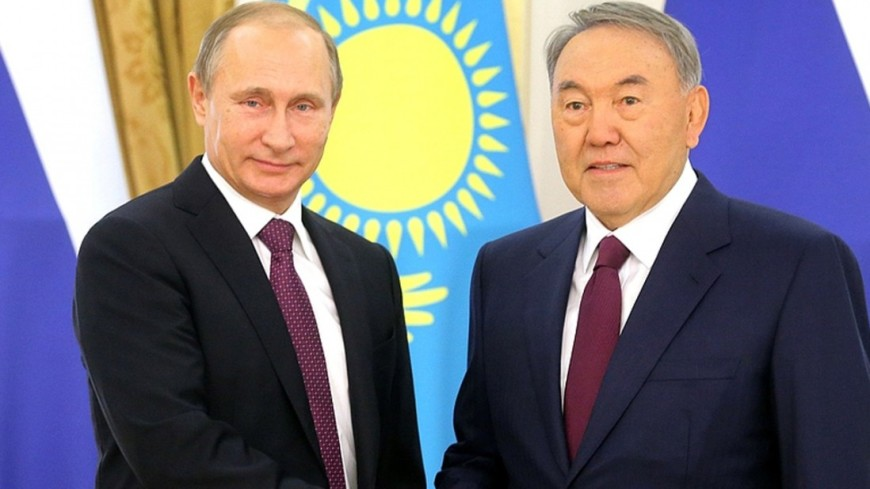 Путин объявил одинамичном развитии политического разговора сКазахстаном