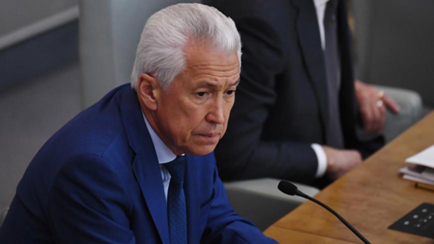 Врио главы Дагестана отправил правительство региона в отставку