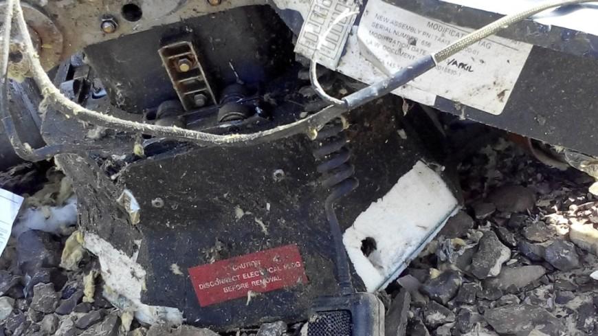 Истребитель ВВС Испании разбился после парада