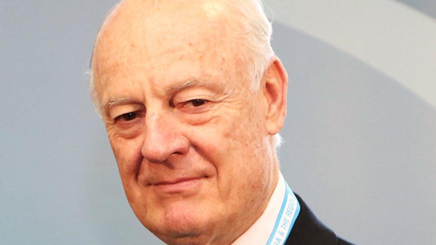 ДеМистура: необходимо переходить к«устойчивому» урегулированию вСирии