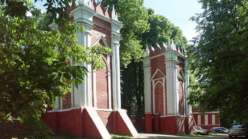 В Москве благоустроили старинный парк «Усадьба Михалково»
