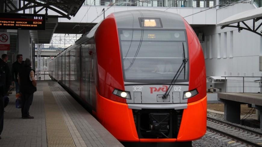 МЦК заоктябрь перевезло 10 млн пассажиров— Очередной рекорд