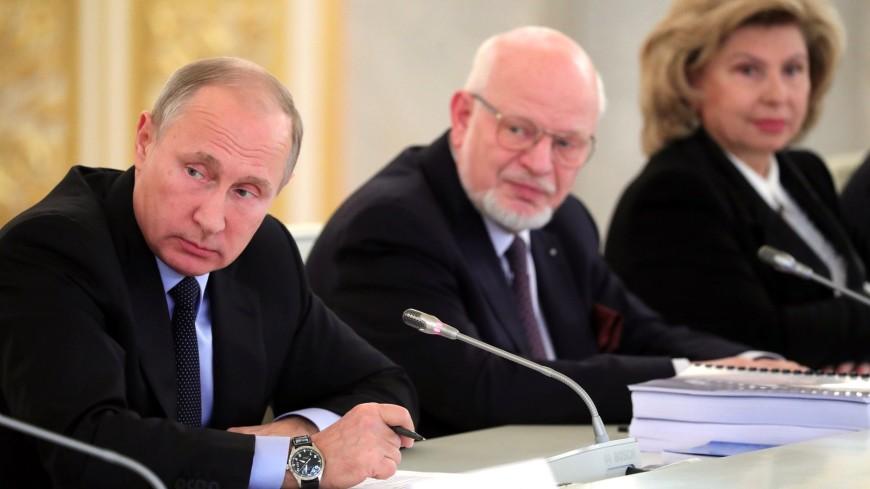 Путин назвал снижение явки навыборах серьезной проблемой