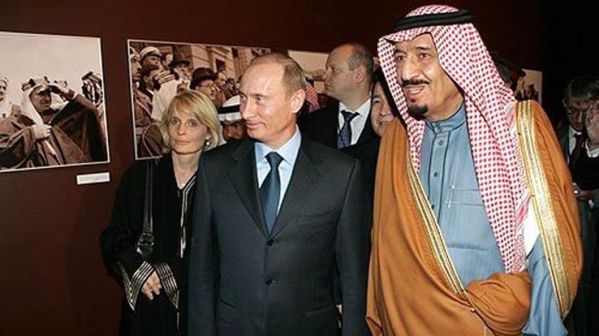 Путин и саудовский король обсудят нефть и Ближний Восток