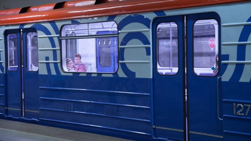 Посадку ивысадку людей ограничат изпервого вагона настанции метро «Багратионовская»