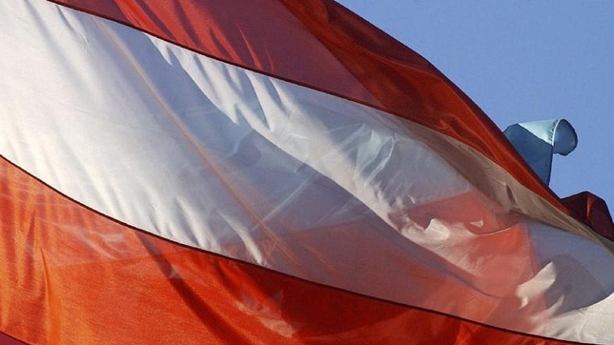 "Фото: ""Совет Европы"":http://av.coe.int/, флаг австрии"
