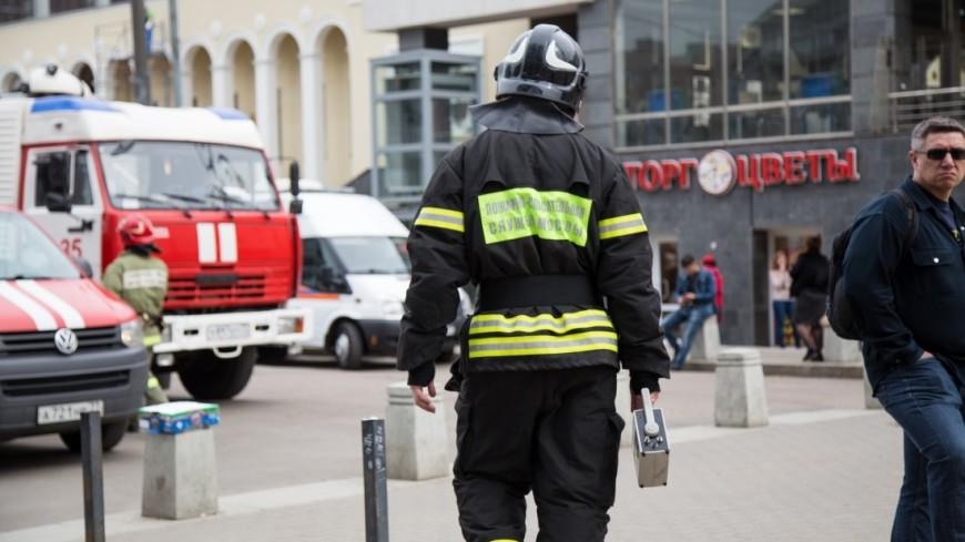 Пожар на алмазной фабрике в Якутии потушен