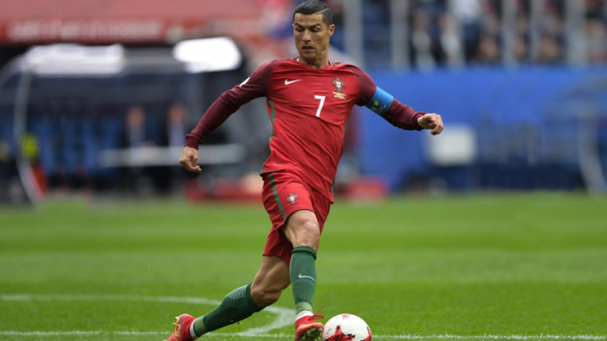 Криштиану Роналду признан лучшим футболистом 2017 года