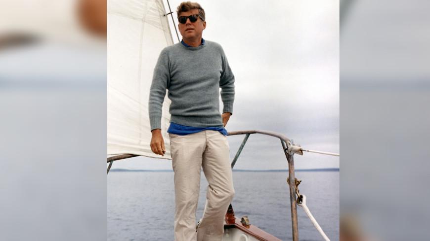 Моторную лодку иплавки Кеннеди продали нааукционе вСША
