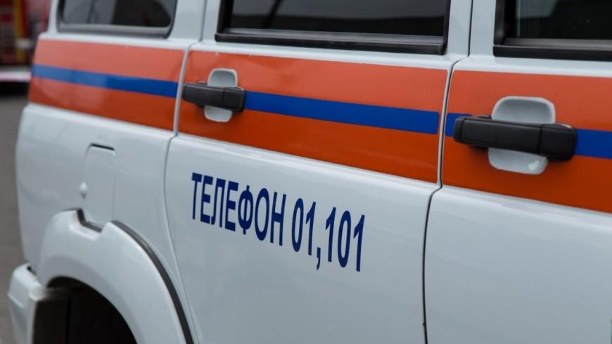МЧС: пожар нарынке «Темерник» частично ликвидирован