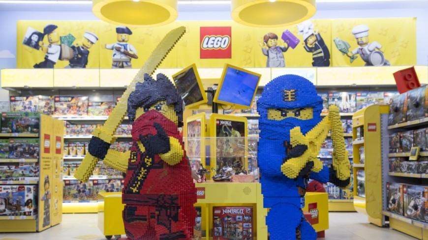 ВАвстрии милиция штурмовала магазин игрушек для проверки личности ниндзя