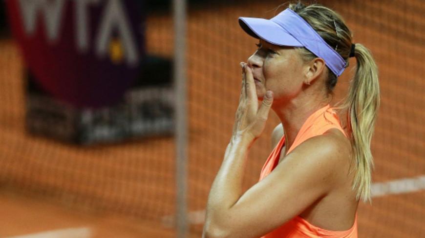 Шарапова вернулась в сотню лучших теннисисток планеты