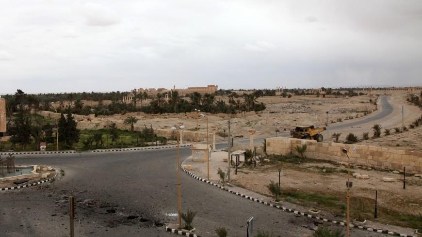 В Сирии откроют движение по стратегической трассе Дамаск-Хомс