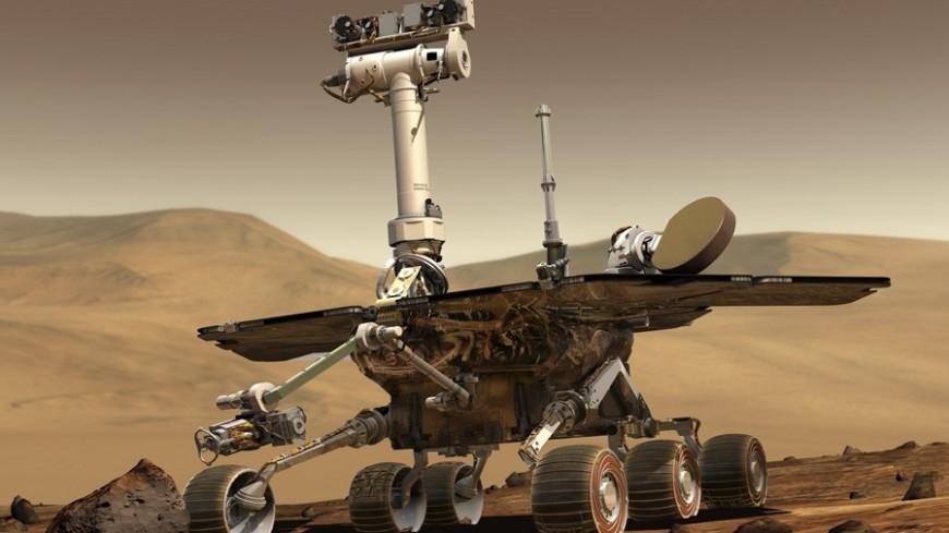 На Марсе обнаружили необычный эффект парящего песка