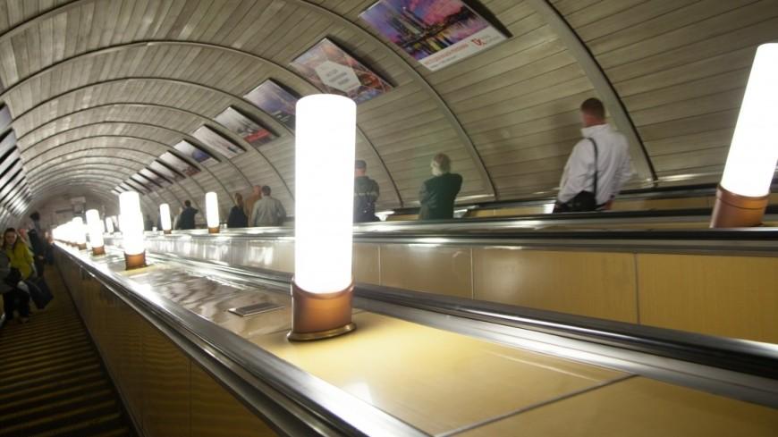 В столице России на31 станции метро появятся зеркала для пассажиров