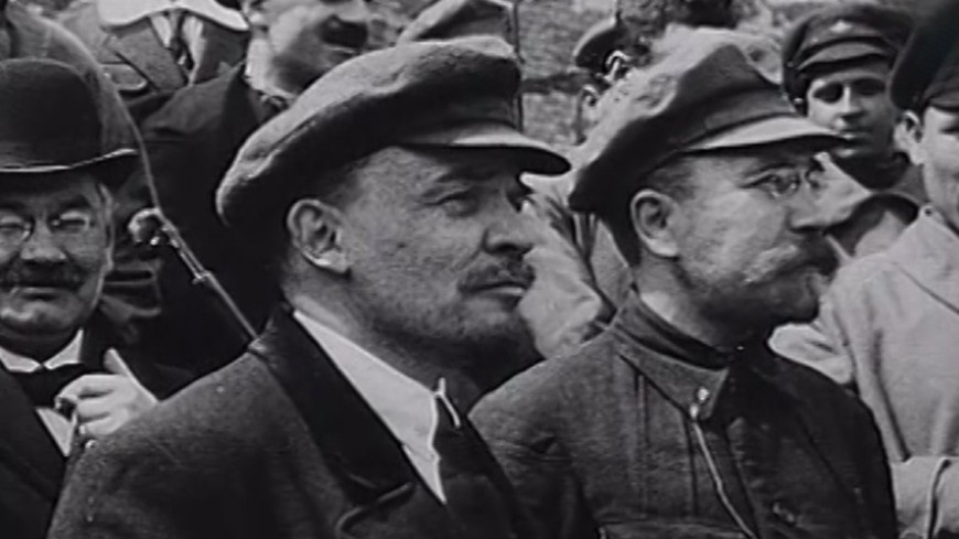 """Скриншот:  """"«Мир 24»"""":http://mir24.tv/, ленин"""