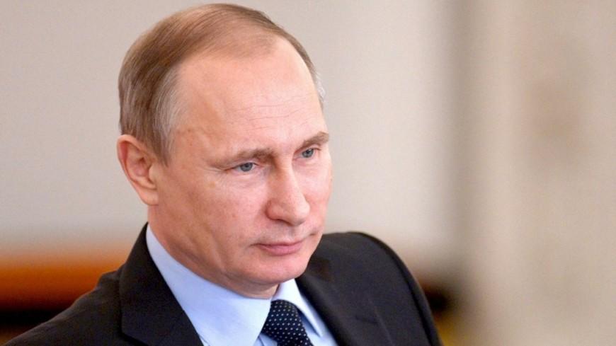 Путин: РФ осуждает КНДР занарушение резолюцииСБ ООН