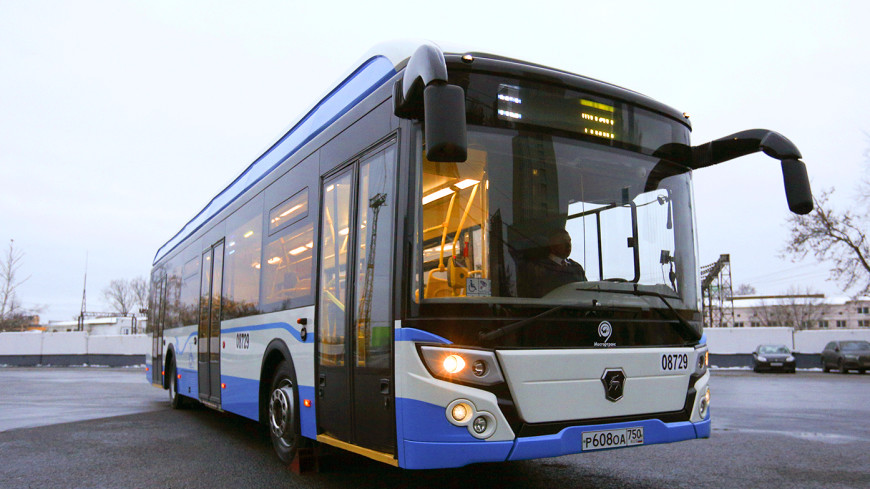 В Москве определили маршруты для первых электробусов