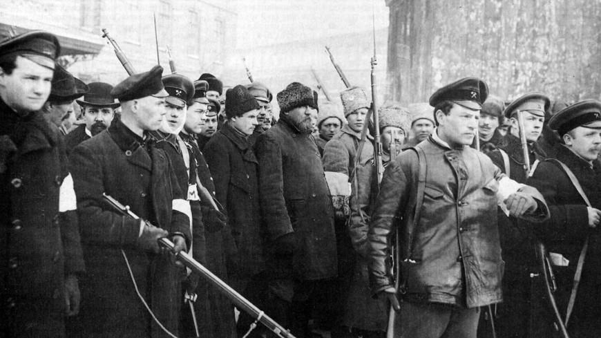Алхимия революции: что произошло в октябре 1917 года