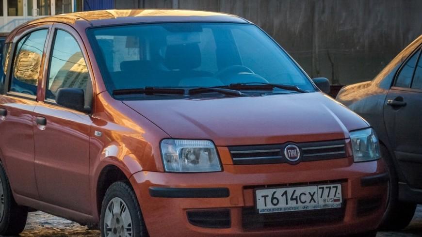 В РФ упала стоимость авто спробегом
