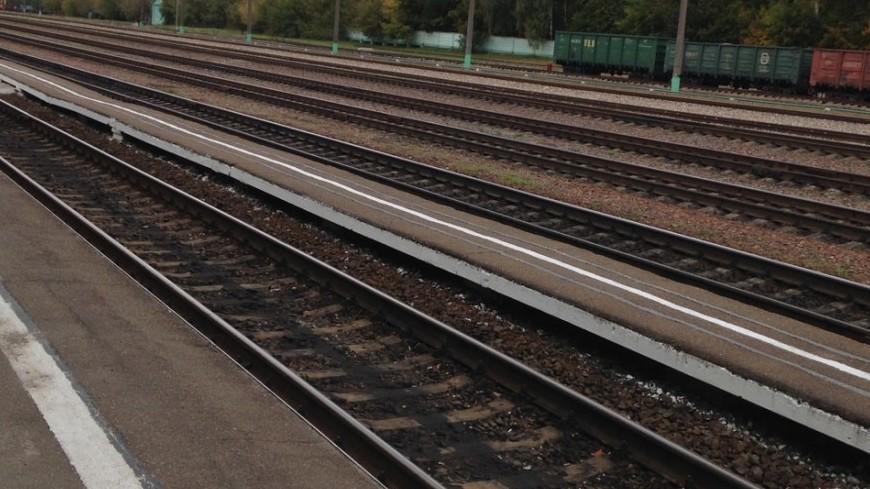 Грузовой поезд сошел срельс вТульской области