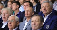 Путин посетил в Сочи образовательный центр «Сириус»